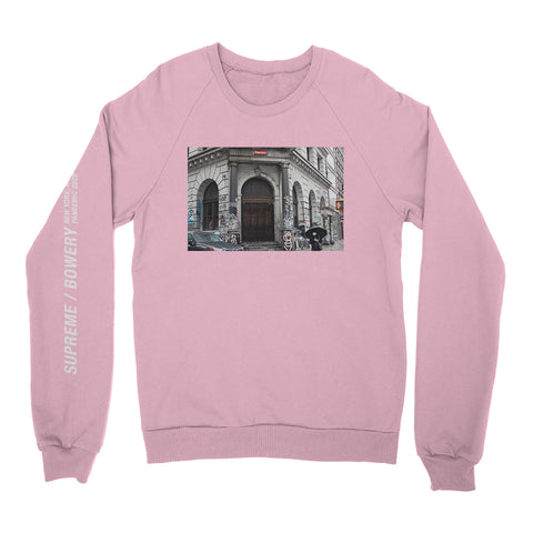 Supreme Crewneck Sweatshirt Holiday