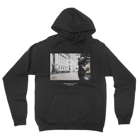 Fearless Girl Hoodie Holiday