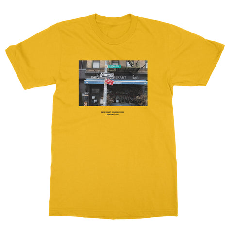 Cafe Select Tee