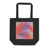 Rock N' Roll Never Dies Fantasy Orange Organic Tote Bag