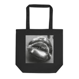 Chrome is Chrome Organic Tote Bag