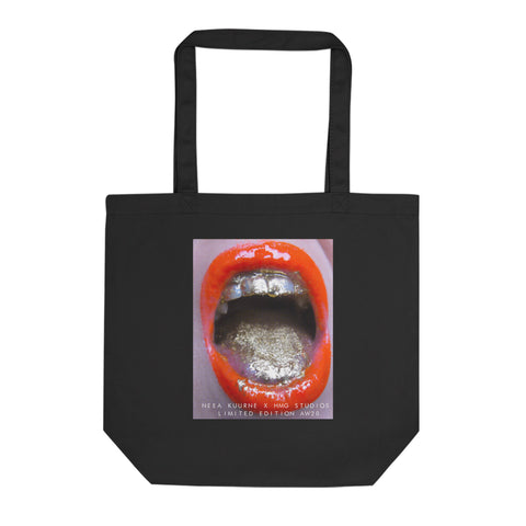 Gold Potion organic tote bag