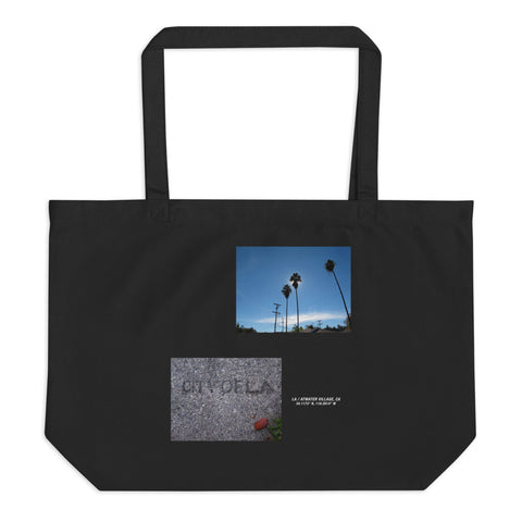 City of LA Large Organic Tote