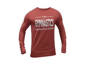 Long Sleeve Gymnast Hype Man