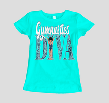 Load image into Gallery viewer, Gymnastics Diva