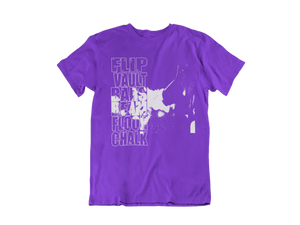 Vault Beam Bars Gymnastics Tee