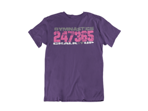247365 Gymnastics Tee (Female)