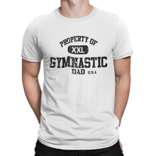 Load image into Gallery viewer, My Husband Don't Wear Gymnastics Tees