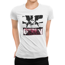 Load image into Gallery viewer, Chalk Queen Beam Gymnastics Tee