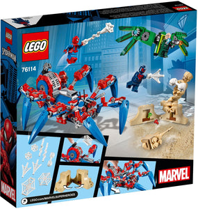 76114 SPIDERMAN Crawler di Spider-Man