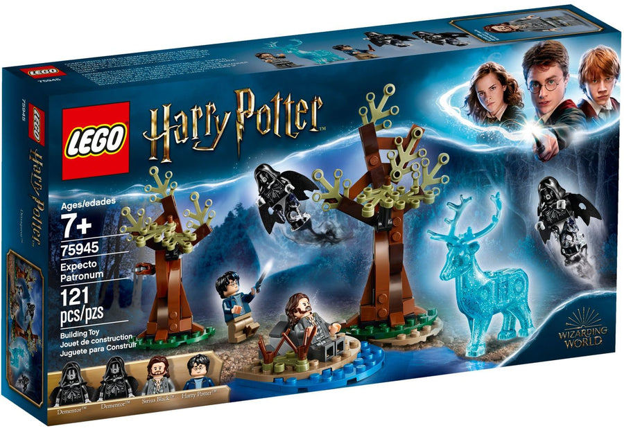 75945 HARRY POTTER Expecto Patronum