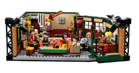 21319 IDEAS FRIENDS Central Perk