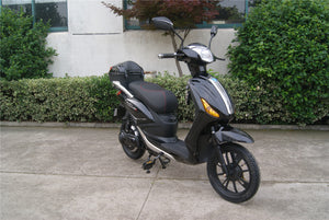 Scooter Elettrico Nero E-Bike Cityall 250B Standard version