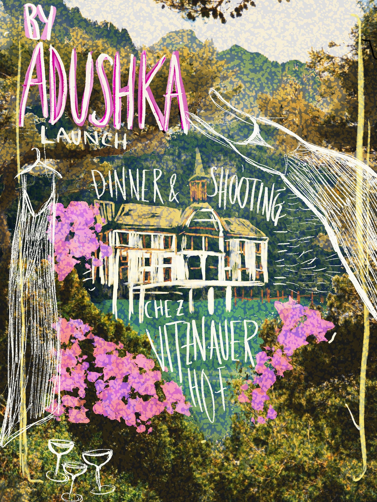 EVENTS - By Adushka Launch