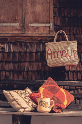 Amour handcrafted bag - The Jacksons