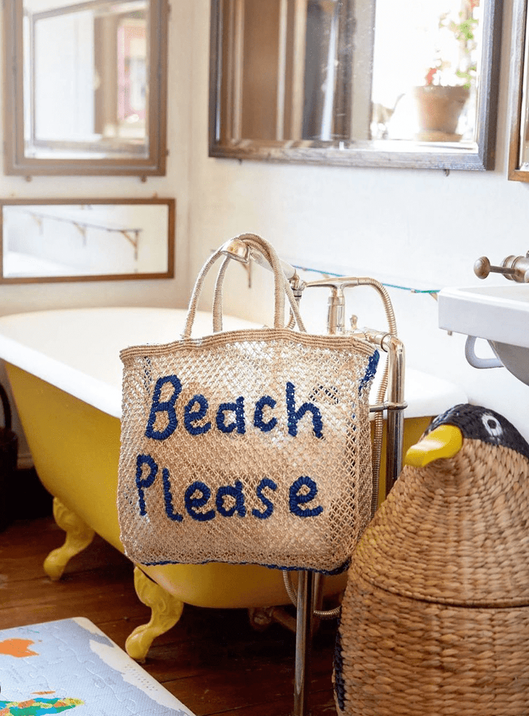 Beach Please handcrafted bag - The Jacksons