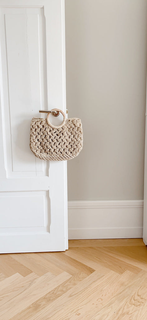 Flora handcrafted bag - The Jacksons