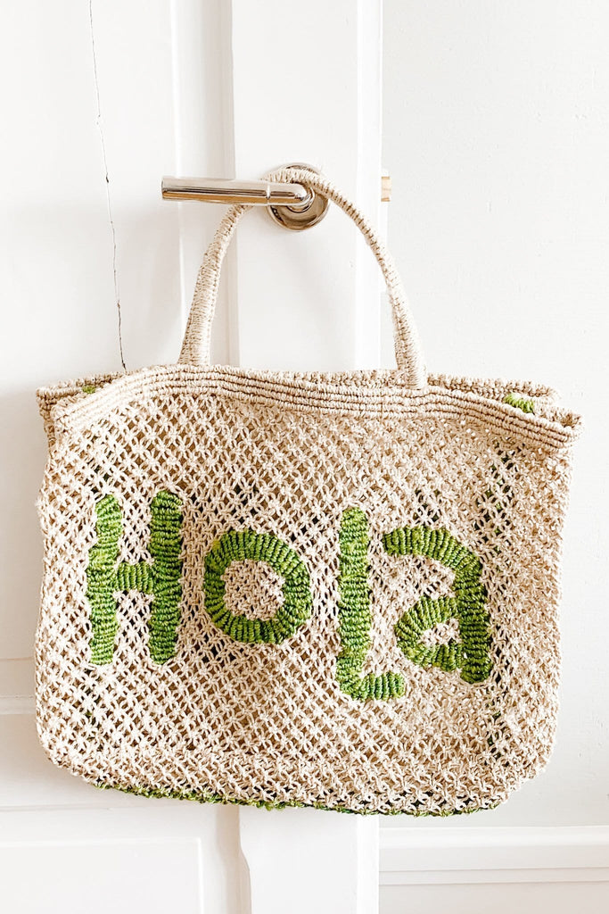 Hola handcrafted bag - The Jacksons