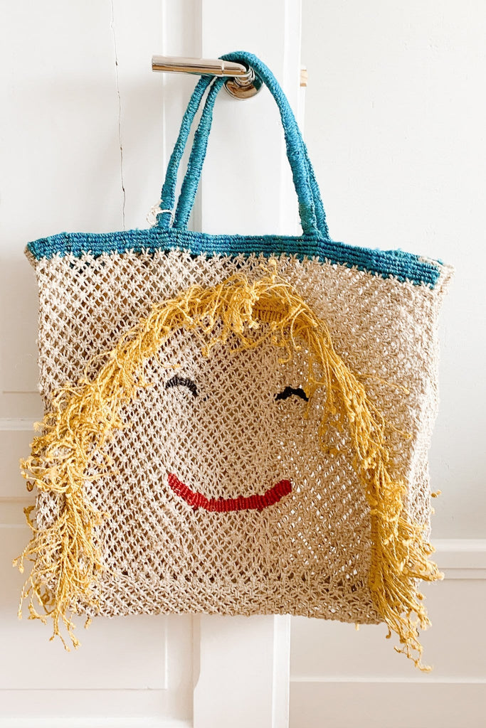 Miss Molly large handcrafted bag - The Jacksons