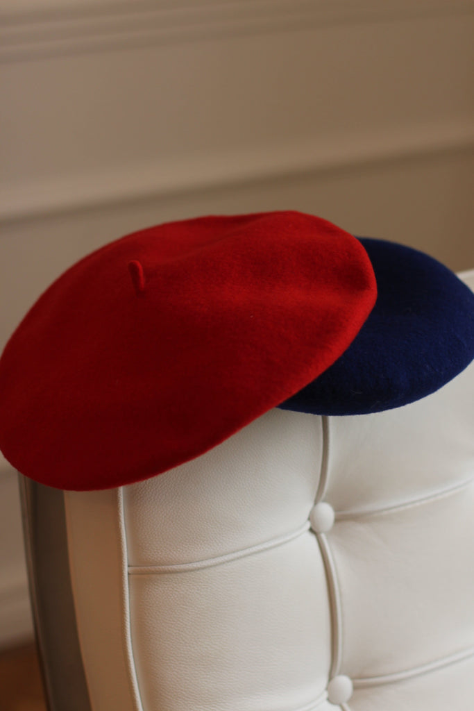 Wool beret - Phisique Du Role