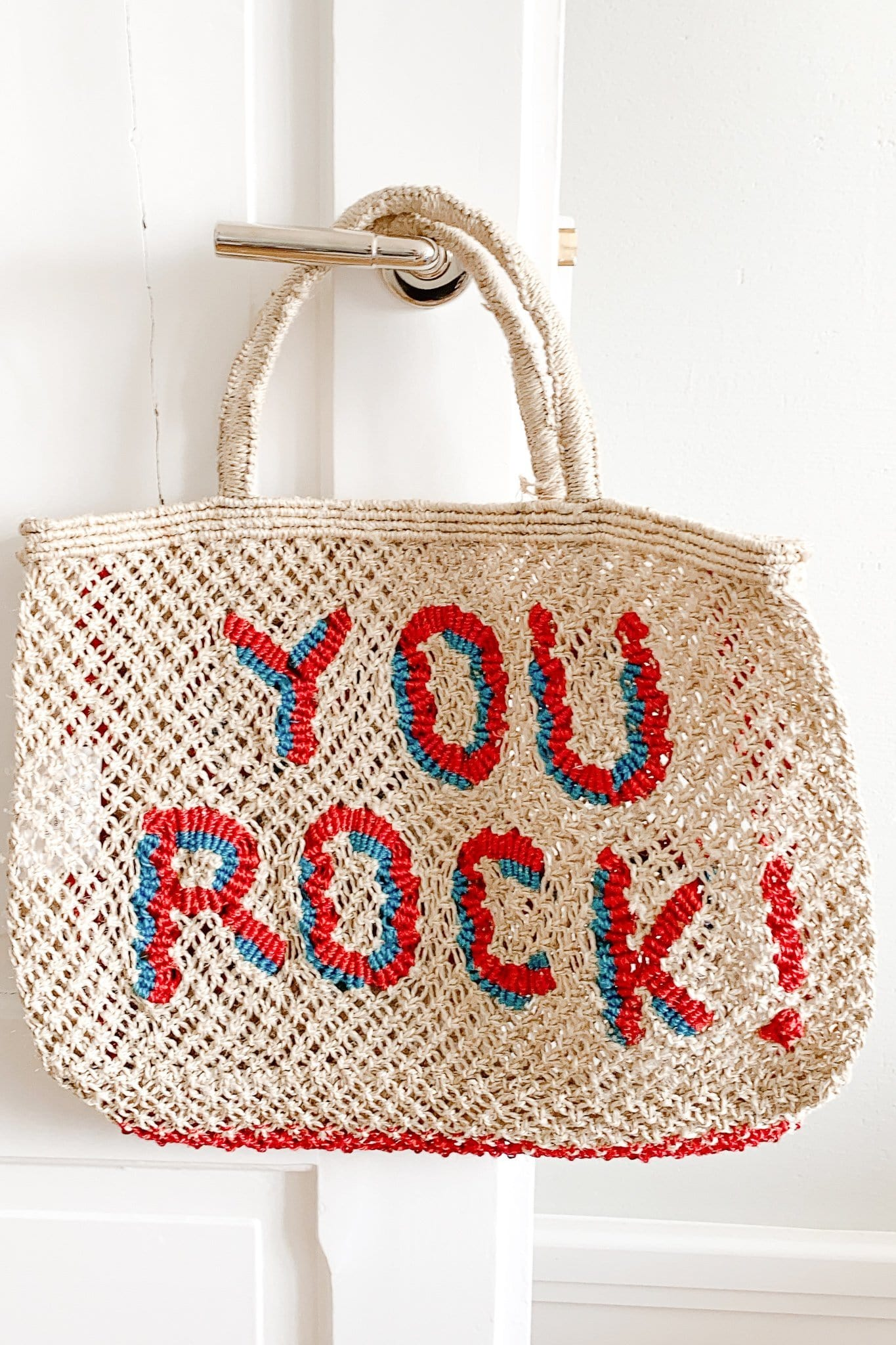 You Rock! handcrafted bag - The Jacksons