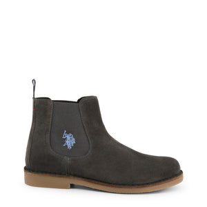 znanemarkipl - U.S. Polo Assn. - MUST3256W4_S9A - U.S. Polo Assn. - Obuwie Buty do kostki