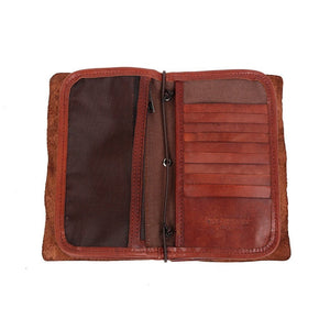 Nomad Leather Organizer - The Happy Tourist LTD