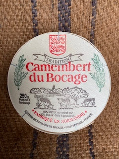 Camembert du Bocage  8.8 oz