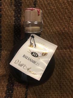 Balsamic Vinegar 10 years old. 3.5 fl oz.