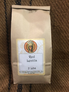 Red Lentils 2 lbs