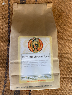 Carolina Brown Rice 2 lbs