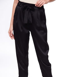 "The ""Have it your Way"" Cropped Satin Pants"