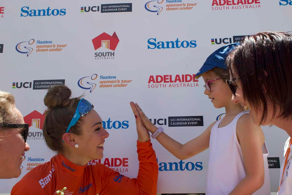 Women's Tour Down Under Adelaide