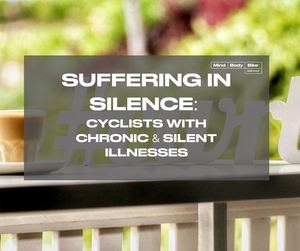 Suffering in Silence: Cyclist Stories