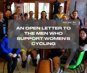 An Open Letter to the Men Who Support Women's Cycling
