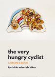 """The Very Hungry Cyclist"" - A Recipe E-Book"