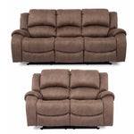 Darwen Biscuit fabric Sofa Range