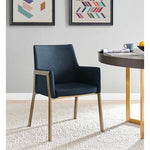 JESSIE ARMCHAIR - NIGHT BLUE