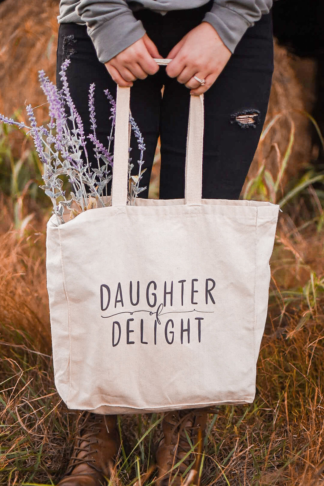 Daughter of Delight Tote
