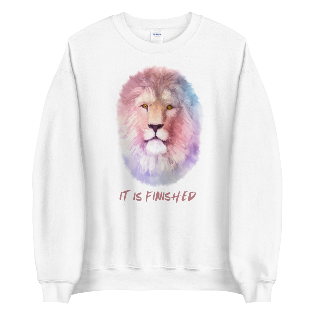 It is Finished Classic Unisex Sweatshirt