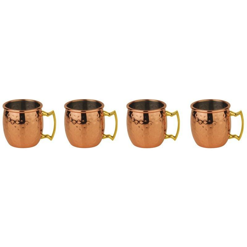 PADERNO - Antique copper 4 pz