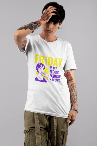 Tricou Friday - PRINTABIL.RO