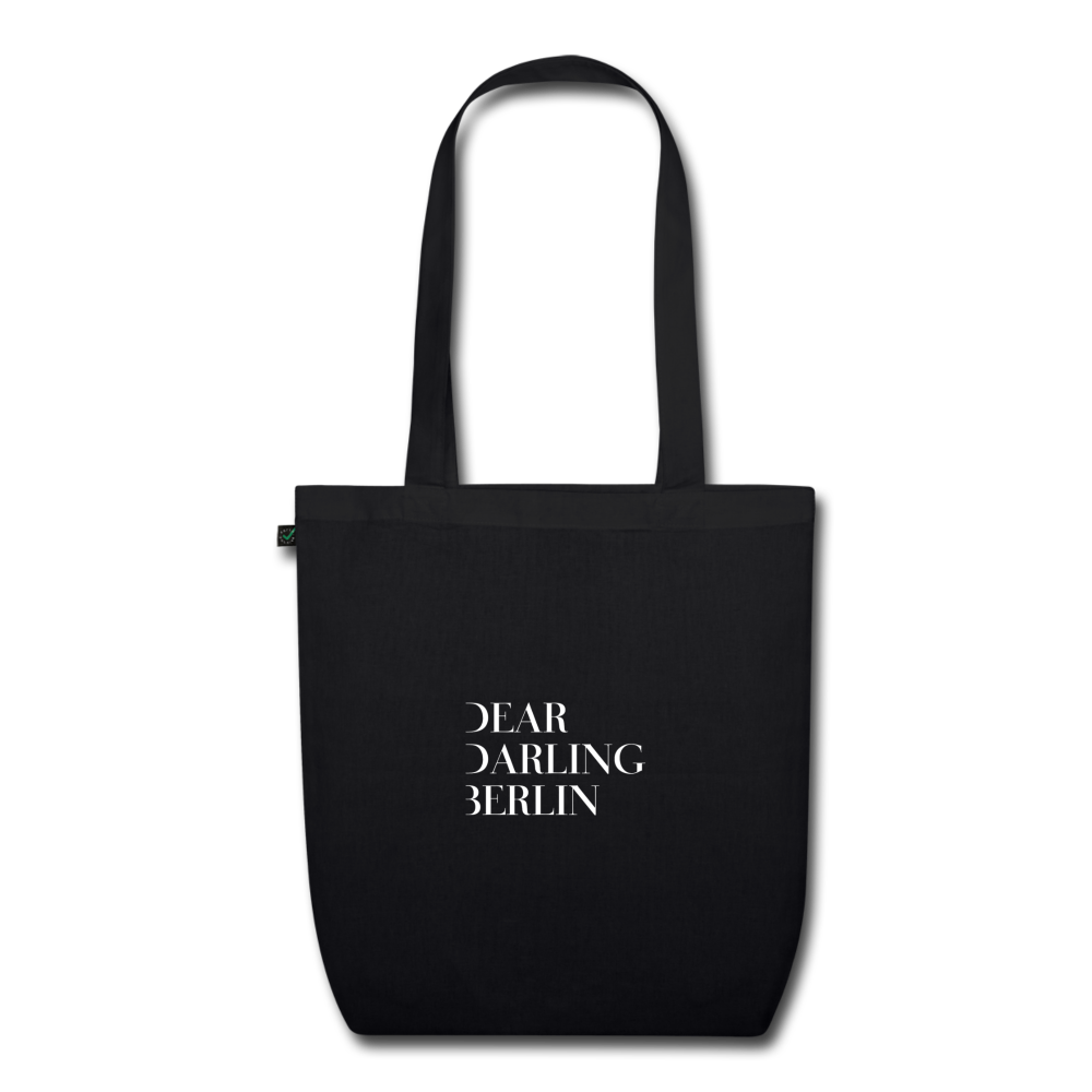 Sustainable Dear Darling Tote - Schwarz