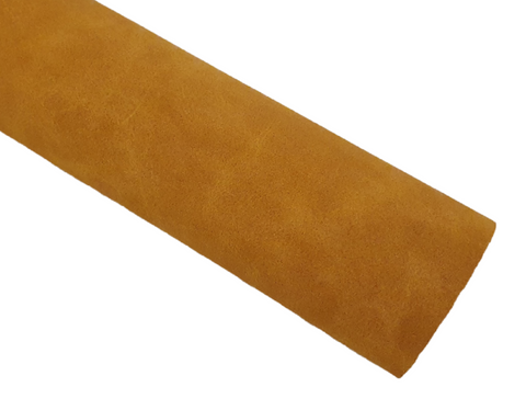 Tan Suede Fabric
