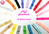 FOE Headbands - 15mm wide