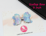 "Scallop - 3"" Bow Die (Double Stacker)"