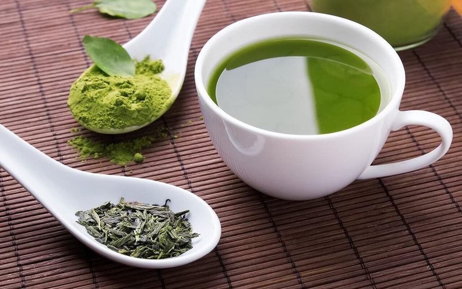 The Many Wonders of Green Tea: A Scientific Overview