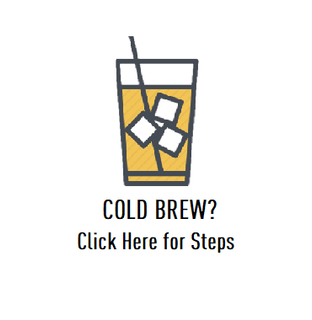 Steps for Cold Brew