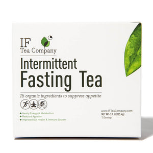 Intermittent Fasting Tea (15 large bags)
