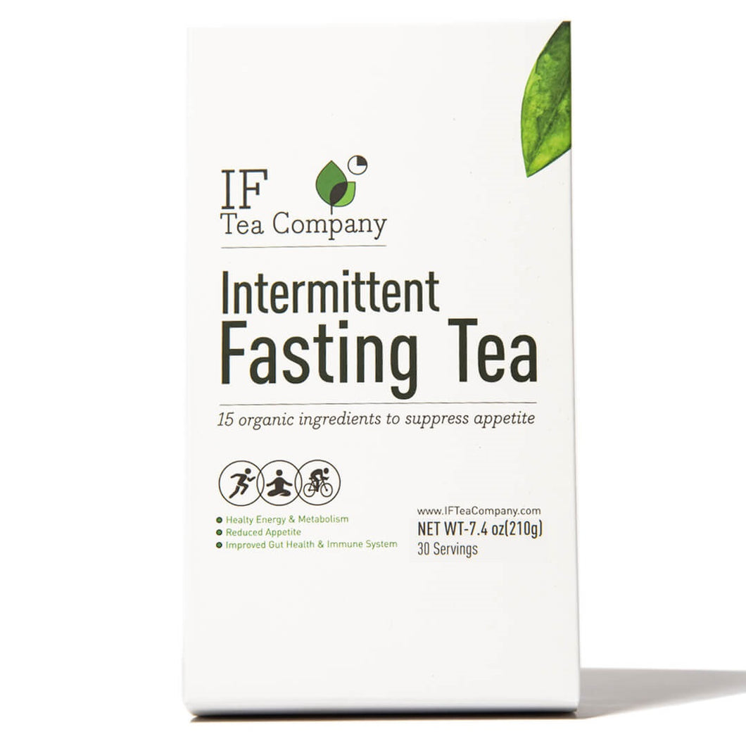 Intermittent Fasting Tea (30 large bags)